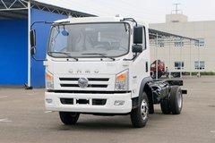四川现代 瑞驰II 156马力 4.09米单排厢式轻卡(CNJ5040XXYQPB33V) 卡车图片