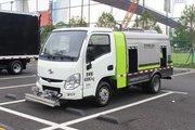 跃进 小福星E50 4.3T 电动路面养护车底盘