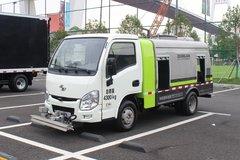 跃进 小福星E50 4.3T 电动路面养护车底盘(SH1037PBEVNZ4)48.84kWh