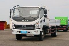 四川现代 致道500M 加重版 154马力 3.835米排半栏板轻卡(CNJ1042QDA33V) 卡车图片