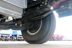 四川现代 致道500M 重载版 156马力 4.165米单排栏板轻卡(CNJ1041QDA33V) 卡车图片