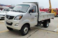 重汽王牌 W1 90马力 4X2 3.1米自卸微卡(CDW3030N3M5C) 卡车图片