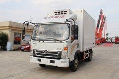 中国重汽 豪曼H3 116马力 4.1米单排冷藏车(ZZ5048XLCD17EB0)