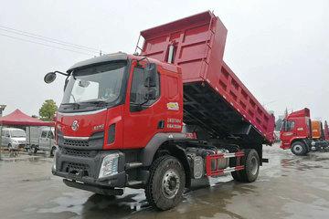 东风柳汽 新乘龙M3 160马力 4X2 4.2米自卸车(LZ3120M3AB)