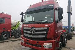 福田 欧曼新ETX 6系重卡 320马力 8X2 9.6米栏板载货车(440后桥)(BJ1313VPPKJ-AB) 卡车图片