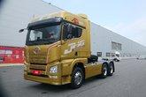 青岛解放 JH6重卡 550马力 50周年限量版 6X4牵引车(CA4259P25K2T1E5A80)