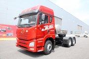 青岛解放 JH6重卡 550马力 6X4牵引车(CA4259P25K2T1E5A80)