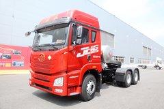 青岛解放 JH6重卡 400马力 6X4 LNG牵引车(435后桥)(CA4250P25K27T1E5M) 卡车图片
