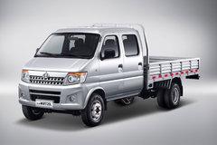长安轻型车 神骐T20L 2018款 标准型 1.5L 112马力 汽油 2.85米双排栏板微卡(SC1035SNAA5) 卡车图片