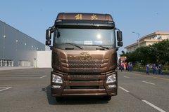 青岛解放 JH6重卡 500马力 8X4 9.5米栏板载货车(CA1311P25K2L7T4E5A80)
