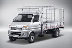 长安轻型车 神骐T20L 2018款 舒适型 1.5L 112马力 汽油 3.6米单排仓栅式微卡(SC5035CCYDNAA5) 卡车图片