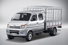 长安轻型车 神骐T20L 2018款 舒适型 1.5L 112马力 汽油 2.85米双排仓栅式微卡(SC5035CCYSNAA5) 卡车图片