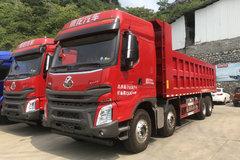 东风柳汽 乘龙H7 460马力 8X4 8.2米自卸车(LZ3314M5FB) 卡车图片