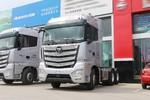 福田 欧曼EST-A 6系重卡 超级卡车 460马力 6X4牵引车(BJ4269SNFKB-AC)图片