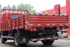 中国重汽HOWO 统帅 148马力 4.165米单排栏板轻卡(ZZ1047F341CE145)
