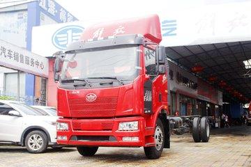 一汽解放 J6L中卡 2018款 超值版 160马力 7.7米厢式载货车(CA5160XXYP62K1L5A2E5)