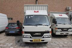 江铃经典顺达 116马力 4.26米单排厢式轻卡 卡车图片
