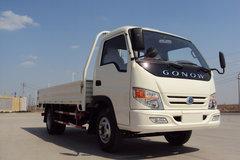 广汽吉奥 星福 80马力 4米单排栏板轻卡 卡车图片