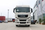 曼(MAN) TGX系列重卡 480马力 6X4 AMT自动挡危险品牵引车(TGX26.480)