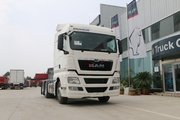 曼(MAN) TGX系列重卡 480马力 6X2R自动挡牵引车(型号:28.480)