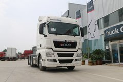 曼(MAN) TGX系列重卡 480马力 6X2R自动挡牵引车(型号:28.480) 卡车图片