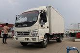 福田 奥铃TX 110马力 4.165米单排厢式轻卡(BJ5049XXY-C1)
