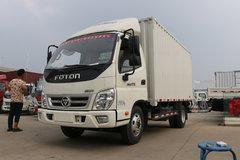 福田 奥铃TX 110马力 4.165米单排厢式轻卡(BJ5049XXY-C1) 卡车图片