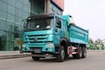中国重汽 HOWO重卡 380马力 6X4 5.6米自卸车(华威驰乐牌)(SGZ5250ZLJZZ5W38)图片