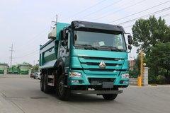 中国重汽 HOWO重卡 380马力 6X4 5.4米自卸车(ZZ3257N3647E1) 卡车图片