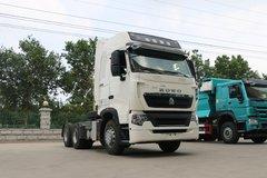 中国重汽 HOWO T7H重卡 540马力 6X4牵引车(ZZ4257W324HE1B) 卡车图片