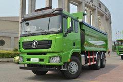 陕汽重卡 德龙X3000 400马力 6X4 5.6米自卸车(SX5250ZLJ6B384) 卡车图片