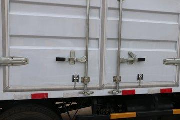 东风 多利卡D6 130马力 4.17米单排厢式轻卡(EQ5041XXY8BDBAC)图片