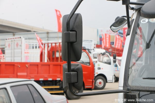 国五二东风多利卡箱车,苍栏,最低10.5万起售