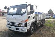 江淮 骏铃G 156马力 4X2 4.15米自卸车(5挡)(HFC3046P91K2C9V)
