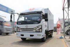 东风 多利卡D6-L 130马力 3.8米排半厢式轻卡(EQ5041XXYL8BDBAC) 卡车图片