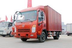 大运 奥普力 116马力 4.18米单排厢式轻卡(CGC5042XXYHDE33E)