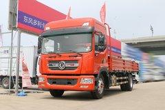 东风 多利卡D9 180马力 4X2 6.8米栏板载货车(EQ1183LJ9BDG)
