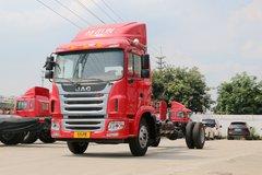 江淮 格尔发A5L中卡 160马力 4X2 7.8米厢式载货车(HFC5161XXYP3K1A47V) 卡车图片
