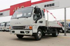 江淮 康铃H5 120马力 3.85米排半栏板轻卡(HFC1045P92K1C2V) 卡车图片