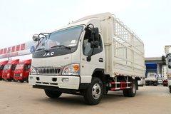 江淮 康铃33窄体 109马力 4.15米单排仓栅式轻卡(HFC5041CCYP93K4C2V) 卡车图片