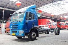 青岛解放 龙V中卡 160马力 4X2 7.65米厢式载货车(CA5160XXYPK2L5E5A80-3) 卡车图片