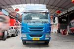 青岛解放 龙V中卡 180马力 4X2 5.75米仓栅式载货车(CA5181CCYPK2E5A80)图片