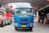 青岛解放 龙V中卡 180马力 4X2 5.75米仓栅式载货车(CA5181CCYPK2E5A80)