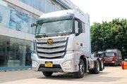 福田 欧曼EST-A 6系重卡 顶配版 490马力 6X2R AMT自动挡牵引车(BJ4259SNFKB-AG)