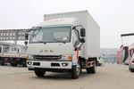 江淮 康铃H6 170马力 4.15米单排厢式轻卡(8挡)(HFC5043XXYP91K9C2V)图片