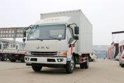 江淮 新康铃H6宽体 156马力 4.15米单排厢式轻卡(HFC5043XXYP91K2C2V)