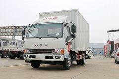 江淮 新康铃H6宽体 156马力 4.15米单排厢式轻卡(HFC5043XXYP91K2C2V) 卡车图片