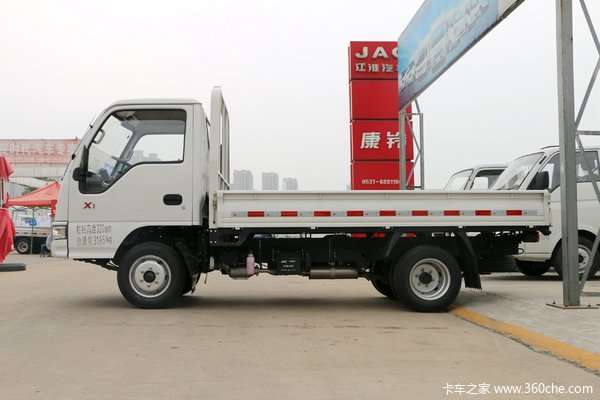 降价促销江淮康铃X1载货车仅售4.47万元