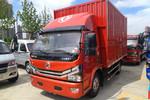 东风 多利卡D6 2018款 130马力 4.17米单排厢式轻卡(EQ5041XXY8BDBAC)图片