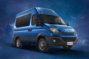 南京依维柯 欧胜 2018款 F1A 122马力 2.3T 长轴高顶多功能商务车